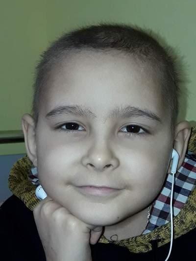 Помочь Кирюше победить болезнь!